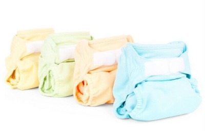 布オムツ(Cloth Nappies)