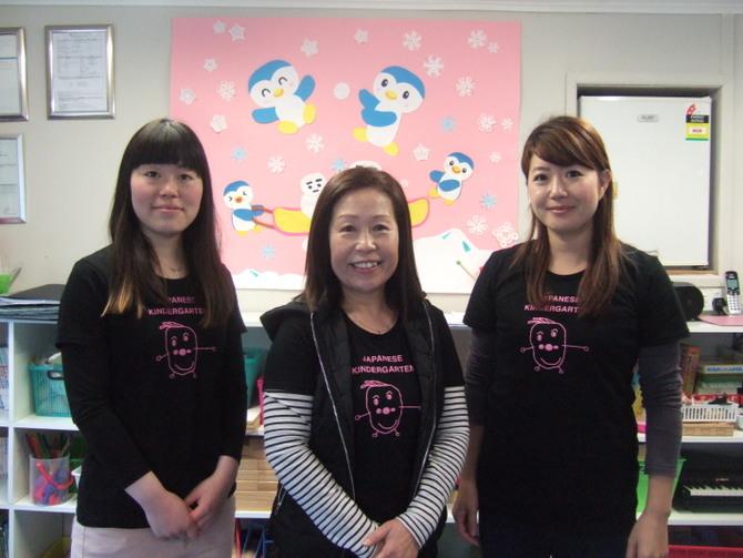 日本人幼稚園 ニュージーランド