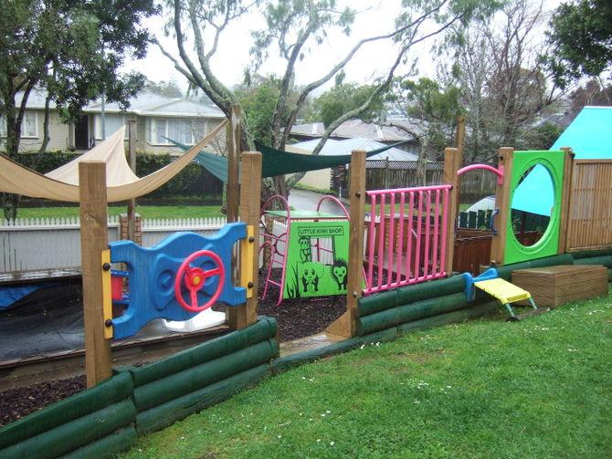 ニュージーランド認可の幼稚園