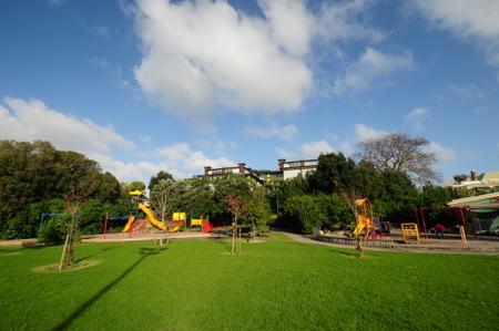 グラッドストーン公園(Gladstone Park)1