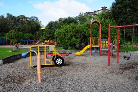 グラッドストーン公園(Gladstone Park)2
