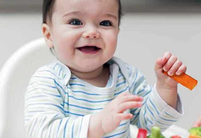こども ニュージーランド 赤ちゃん 離乳食
