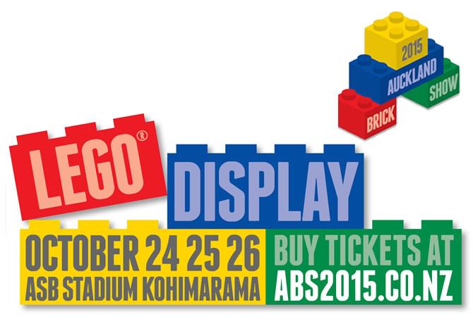 ニュージーランド最大のレゴ展示会