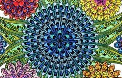 世界中で密かなブームを起こしつつある色ぬりの意外な効果