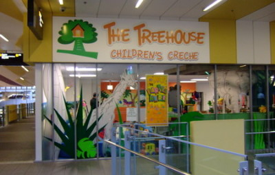 THE TREEHOUSE FREE CHILDCARE