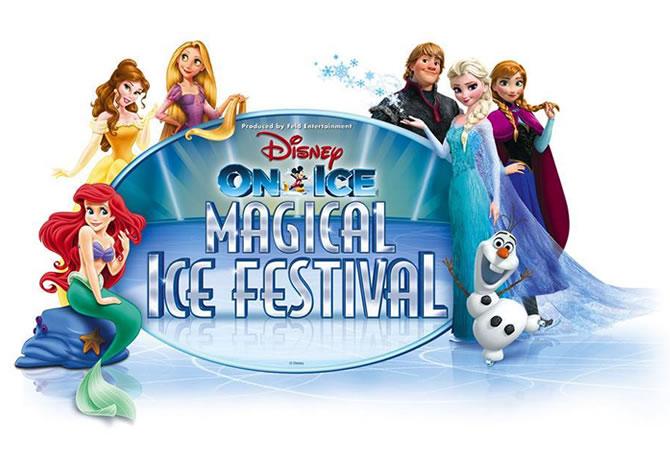 Disney On Iceがやってきた!
