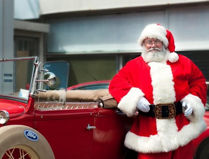 クリスマスイベント オークランド