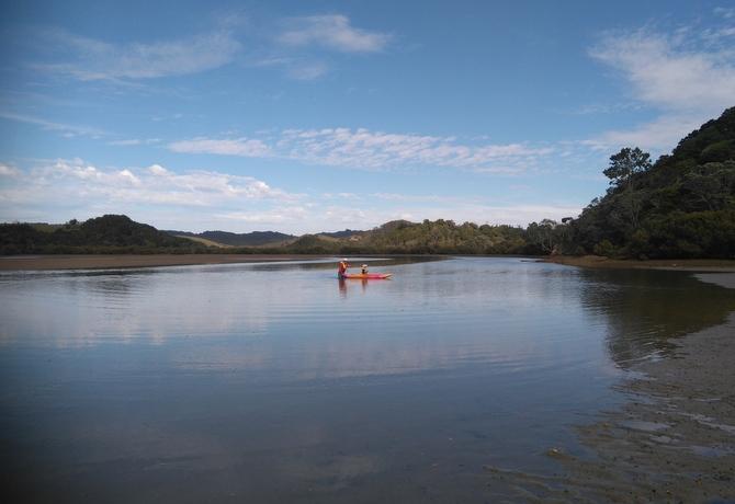 こどもと一緒にキャンプ ニュージーランド
