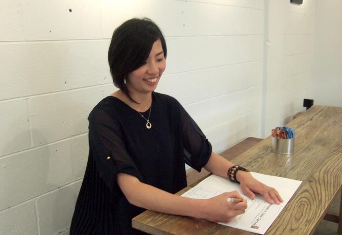 直子さんインタビュー 第1話 2