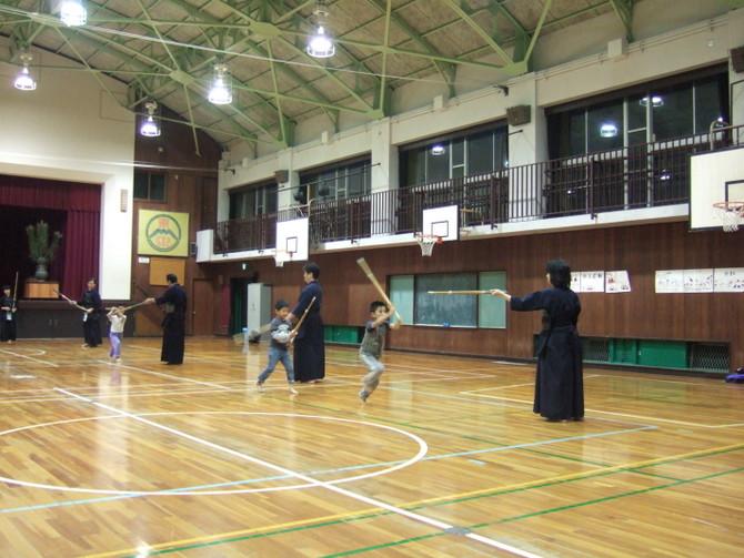 ニュージーランド 子供剣道