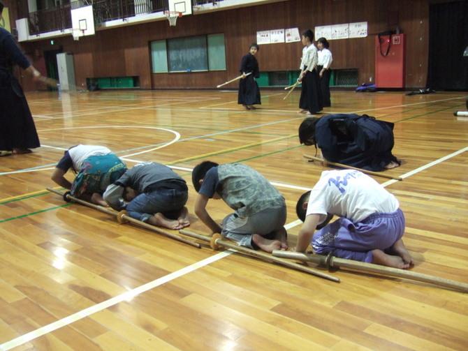 日本子供剣道場 ニュージーランド