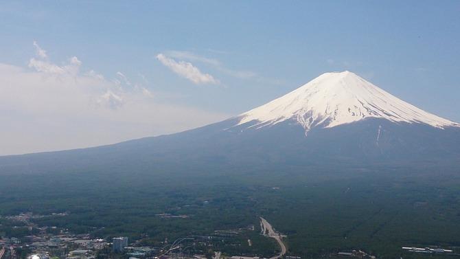 日本の富士山 静岡県