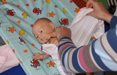 ニュージーランド お産教室 出産