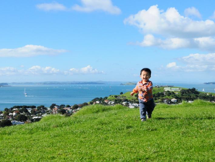 こども ニュージーランド 親子留学 ツアー プログラム 1