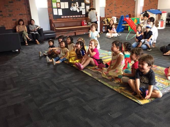 子供ニュージーランド オークランド 日本人プレイグループ
