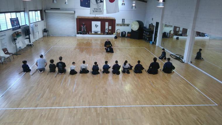 剣道 子供の習い事