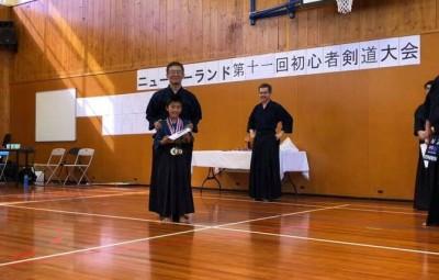 オークランド ハミルトン 子供剣道 イベント