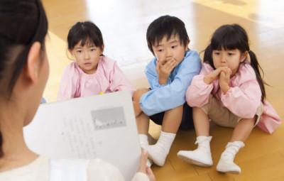 日本語こども図書館「さくらんぼ」