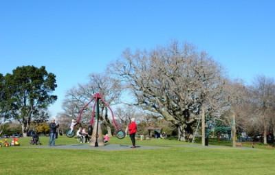 ワンツリーヒル・ドメイン (One Tree Hill Domain)1