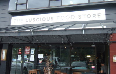 THE LUSCIOUS FOOD STORE