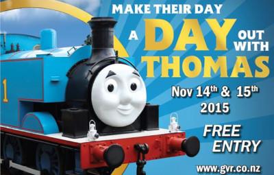機関車トーマスがやってくる!