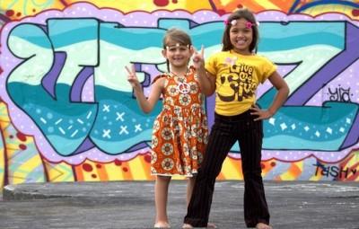 Kids Arts Festival 2016 70s Flashback