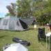 キャンプ場 ニュージーランドのキャンプ イースターホリデー