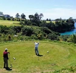 ニュージーランド ゴルフ オークランド